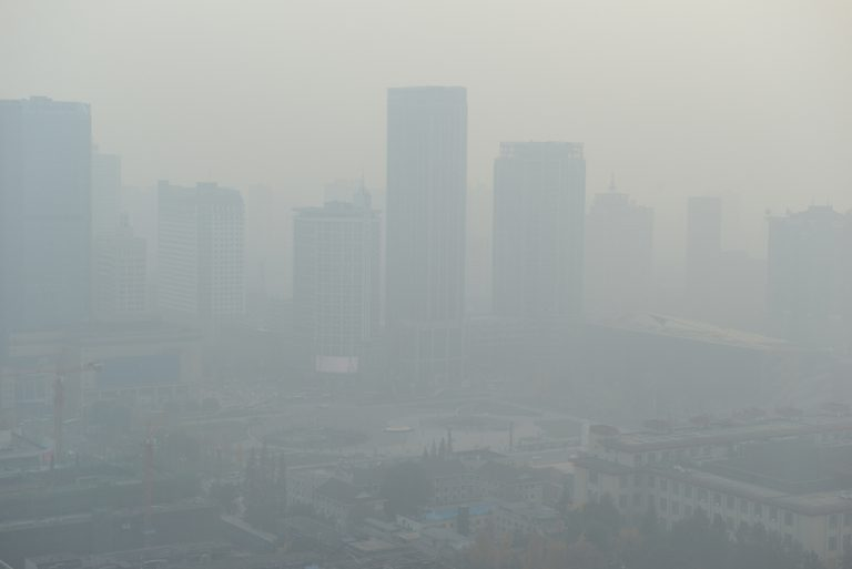 ฝุ่น PM2.5 มลภาวะอากาศ